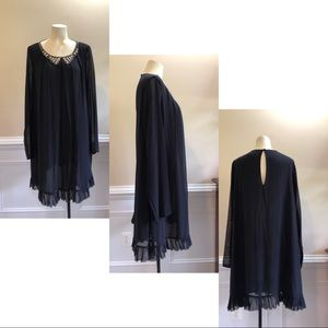 Victoria's Secret Tent Silk Dress